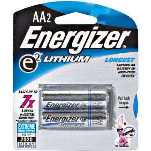 Energizer� e�� Ultimate Lithium Batterie