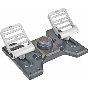 PC PRO FLIGHT COMBAT RUDDER PEDALS