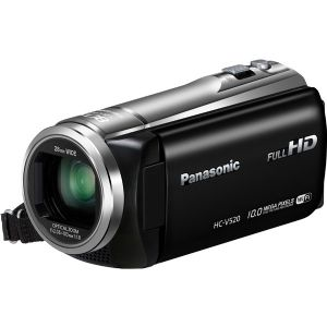 10MP HD Camcorder Black