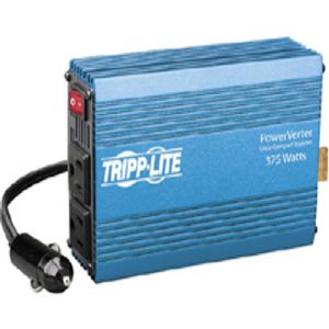 POWER INVERTER 375W 2OUT AUTO