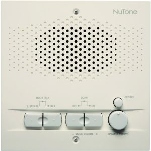 NUTONE INSIDE ROOM ALMD SPEAKER