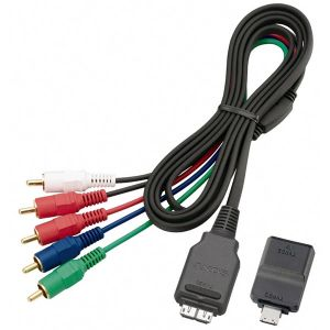 SONY HD OUTPUT ADAPTER CABLE