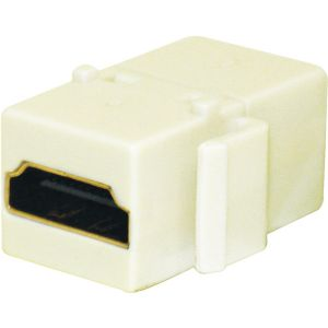 KEYSTONE HDMI JACK ADAPTER IVRY