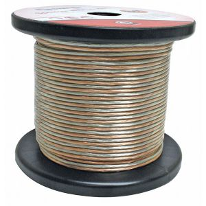 100FT 16AWG 2C SPKR CABLE CLEAR