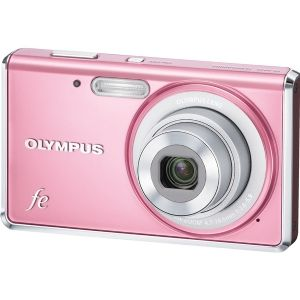 "Olympus 14MP Digital Camera w/ 2.7"" LCD Screen"