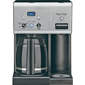 12-CUP COFFEEMAKER W/ HOT WATER