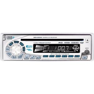 BOSS MARINE MP3/CD/AM/FM RECVR