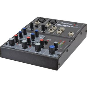 ALESIS 4-CHANNEL TABLE-TOP