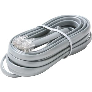 15 6C DATA CABLE SILVER