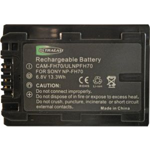 REPLACEMENT SONY BATTERY