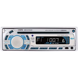 MARINE RECEIVER W/CD AM FM MP3
