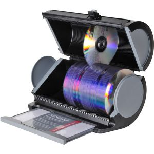 DISC MANAGER 80 CD STORAGE DRUM