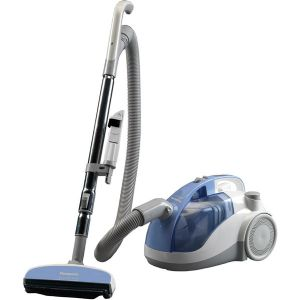 BAGLESS VACUUM CLEANER WITH
