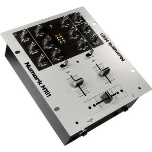 NUMARK 2CHANNEL MIXER