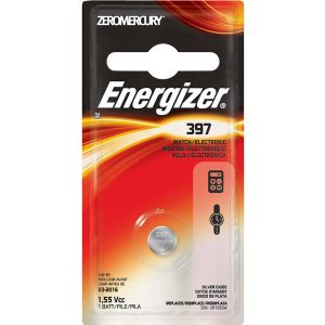 ENERGIZER 397 BATTERY 1-PK