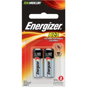 ENERGIZER A23 12V BATTERY 2-PK