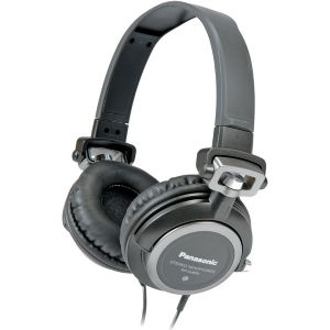 DJ600 DJ-STYLE HEADPHONES WITH SWIVEL ME