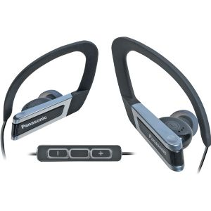 HSC200 SPORTS CLIP HEADPHONES WITH MICRO