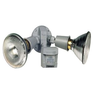 110  MOTION SECURITY LIGHTING - SL-5408-GR-B