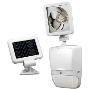 180  LED SOLAR SECURITY LIGHT