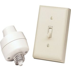 WIRELESS SWITCH LAMP SOCKET