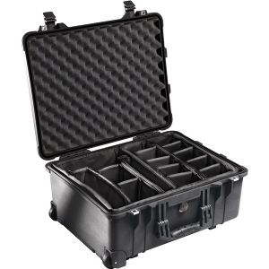 1564 HARD CASE BLACK DIVIDERS