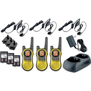 MH230R TRIPLE PACK 2-WAY RADIOS