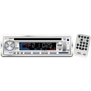 AM/FM-MPX IN-DASH MARINE CD/MP3