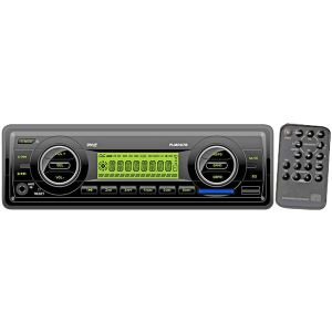 AM/FM-MPX IN-DASH MARINE MP3