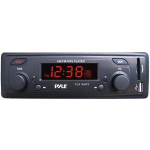 IN-DASH AM/FM-MPX RECEIVER