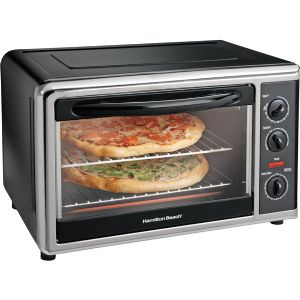 CONVECTION OVEN & ROTISSERIE