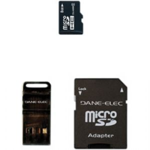 DANE 8GB MICRO SD CARD CLASS 10