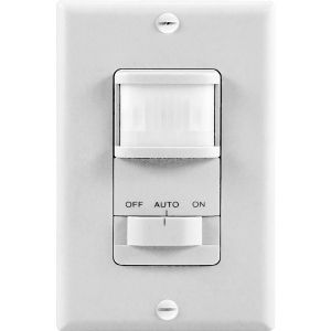 MOTION ACTIVATED WALL SWITCH