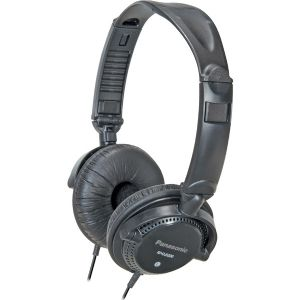 HEADPHONE DJ STREET BLACK