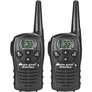GMRS 2-WAY RADIO 22 CHANNELS