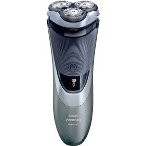 ELECTRIC RAZOR WITH AQUATEC