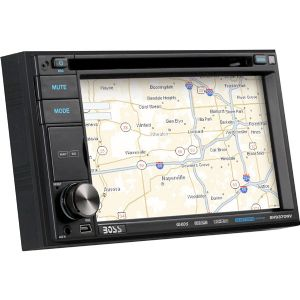 BLUETTH DOUBLE DIN DVD RECEIVER