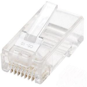 100PK RJ45 STRANDED WIRE