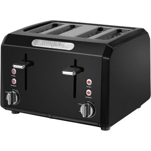 COOL TOUCH 4-SL TOASTER - BLACK