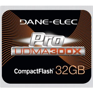 Dane-Elec Proline 32GB CompactFlash Card