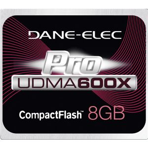 Dane-Elec Proline 8GB CompactFlash Card