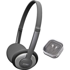 DIGITAL STEREO HEADPHONES WITH