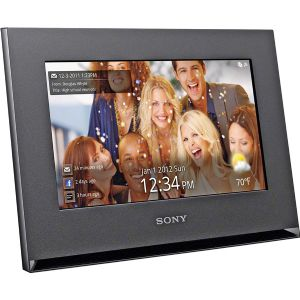 7 TOUCH SCREEN WIFI PHOTOFRAME