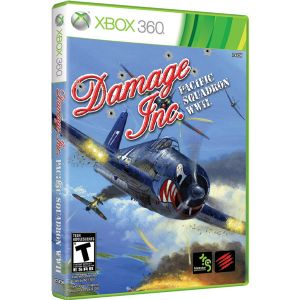 DAMAGE INC. SOFTWARE FOR X360
