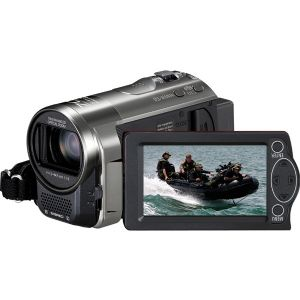 HD FLASH MEMORY CAMCORDER