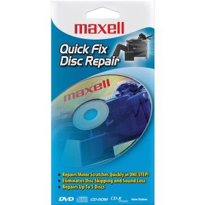 MAXELL QUICK FIX DISC REPAIR