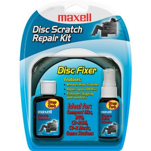 MAXELL CD/CD-ROM SCRATCH REPAIR