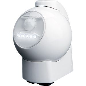 MAXSA MOTION ACT LED WHITE 4 C