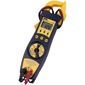 IDEAL 200AAC CLAMP METER