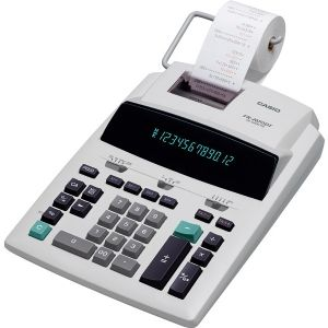 CASIO CALC WITH PRINTER